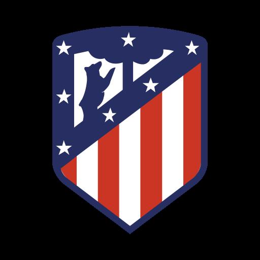 Atlético Madrid logo vector